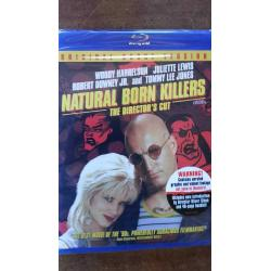 Blu-Ray Natural Born Killers Full HD Español