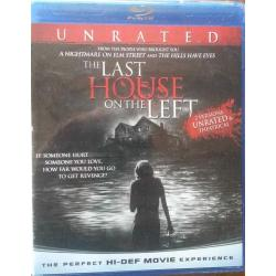 Blu-Ray The Last House on the Left Unrated and Theatrical
