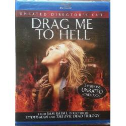 Blu-Ray Drag me to Hell Director Cut y Theatrical