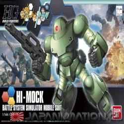 Maqueta Hi-Mock HGBF 1/144 Gunpla Bandai Gundam Build Fighters Nueva Original