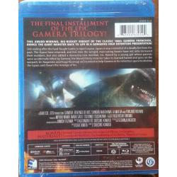Blu-Ray Gamera 3 Revenge of Iris Full HD 1080P Subt Ingles