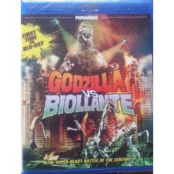 Blu-Ray Godzilla Vs Biollante 1992 Full HD 1080P Subt Ingles