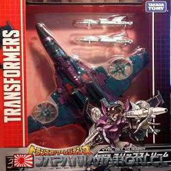 Figura Transformers Legends LG16 Slipstream Takara Tomy Original Japonesa