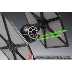 Maqueta Star Wars First Order Tie Fighter 1/72 Nueva Japonesa Bandai