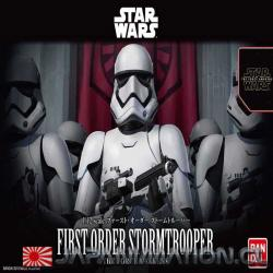 Maqueta First Order Stormtrooper Star Wars The Force Awakens Nueva Japonesa Bandai