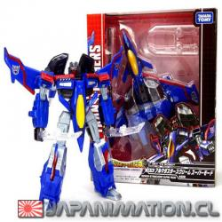 Figura Transformers Armada Starscream Super Mode LG 18 Takara Tomy Original Japonesa