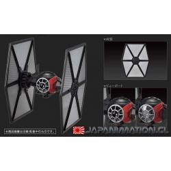 Maqueta Star Wars First Order Special Forces Tie Fighter 1/72 Nueva Japonesa Bandai