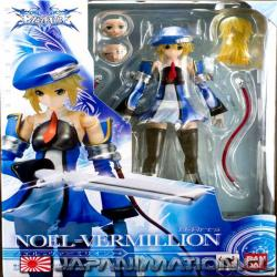 Figura Queen's Gate Noel Vermillion Blazblue Nueva D-Arts Bandai