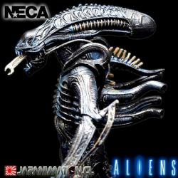 "Figura Accion Neca Aliens 1982 Movie serie 7"" James Cameron"