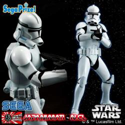 Clone Trooper Phase 1 Star Wars Sega Premium 1/10 Original Sega Japones