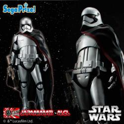 Captain Phasma The Force Awakens Star Wars Sega Premium 1/10 Original Sega Japones