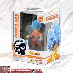 Dragon Ball Super Saiyan God SS Son GokuSuper Nr22 Tamashii Buddies Bandai