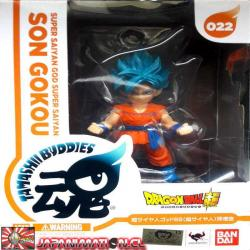 Dragon Ball Super Beerus Bills Figura Nr23 Tamashii Buddies Bandai Original Japones
