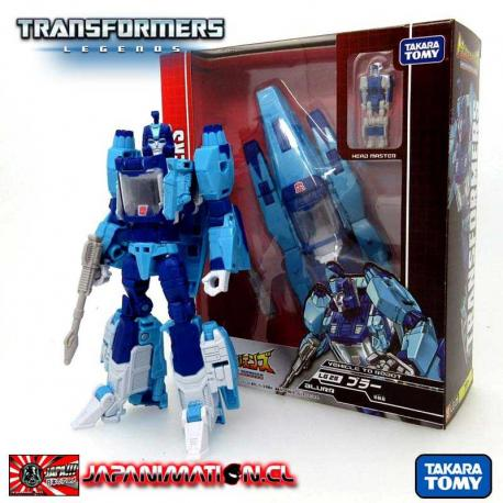 Blurr Transformers Legends LG 25 Takara Tomy Original Japonesa