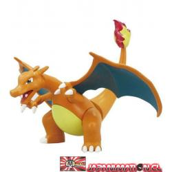 Pokemon Charizard Evolution Set Plamo Collection No 29 Bandai Japones Original