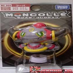 Pokemon X Y MC-068 Hoopa Pocket Monster Moncolle Figure Takara Tomy Japones