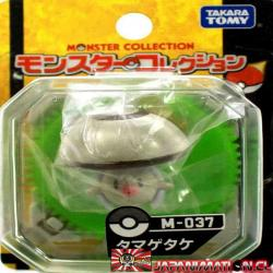 Pokemon X Y MC.037 Foongus Tamagetake Pocket Monster Moncolle Takara Tomy Japones
