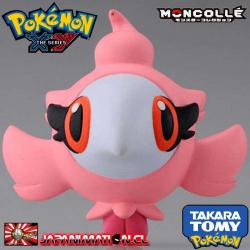 Pokemon X Y MC.022 Spritzee Shushupu Pocket Monster Moncolle Figure Takara Tomy Japones