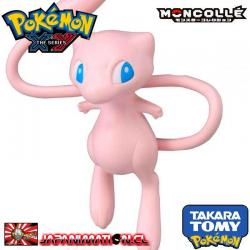 Pokemon X Y MC.028 Mew Myuu Pocket Monster Moncolle Figure Takara Tomy Japones