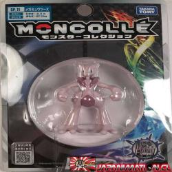 Pokemon X Y SP.11 Mega Mewtwo Pocket Monster Moncolle Figure Takara Tomy Japones