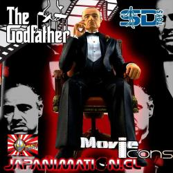 El Padrino Estatua Movie Icons Don Vito Corleone Marlon Brando Original SD Toys